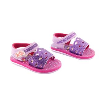 Disney Sofia The First Sandal Shoes Ungu