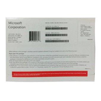 Microsoft Windows 10 Profesional 32Bit