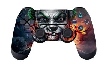 Horrible Joker Skin for PS4 Controller Playstation 4 Sticker (Intl)