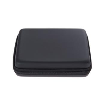 Black EVA Protective Storage Case Bag wth Strap for Nintendo 2DS Console (Intl)