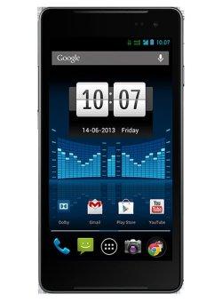 Smartfren Andromax U2 (4.5) - 4GB - Hitam