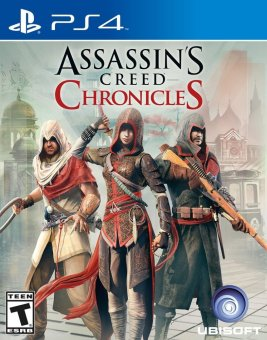Sony PS4 Games Assassin's Creed Chronicles Region All
