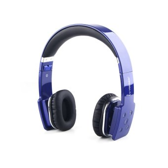 V8100 Foldable Bluetooth V4.0 + EDR Wireless Stereo Headset Headphone with Mic Noise-Cancelling for PC Universal Cellphone (Intl)