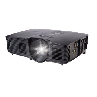 InFocus IN220 Standard DLP Projector - 3500 ANSI - SVGA 800x600 - 17.000:1 - Black