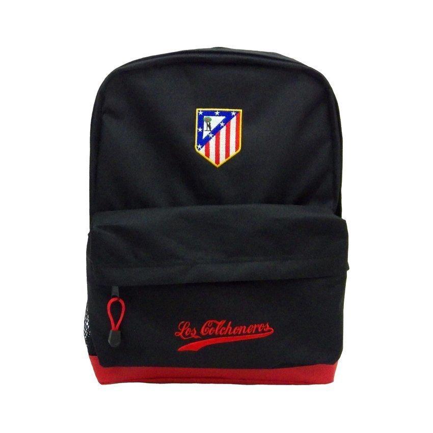 harga Tas Klub Bola Tas Ransel Atletico Madrid - Slot Laptop - Hitam Lazada.co.id