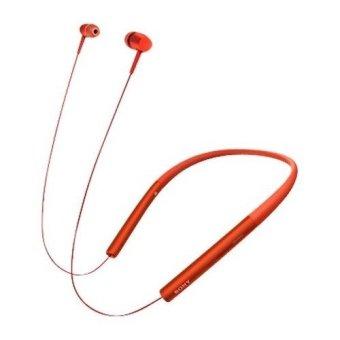Sony H.Ear In Wireless Headset MDR-EX750BT - Cinnabar Red