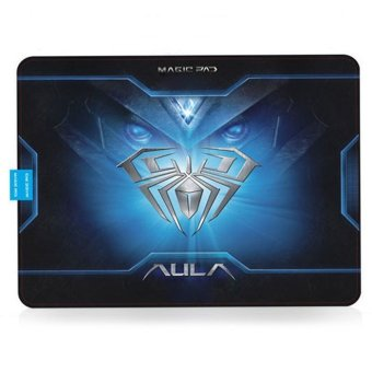 Aula Coat Armor Style Gaming Mouse Pad Anti-skid Mat for Home Office (Blue) - Intl