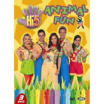 Emperor EdutainmentDVD Hi-5 Animal Fun 3 DVDs