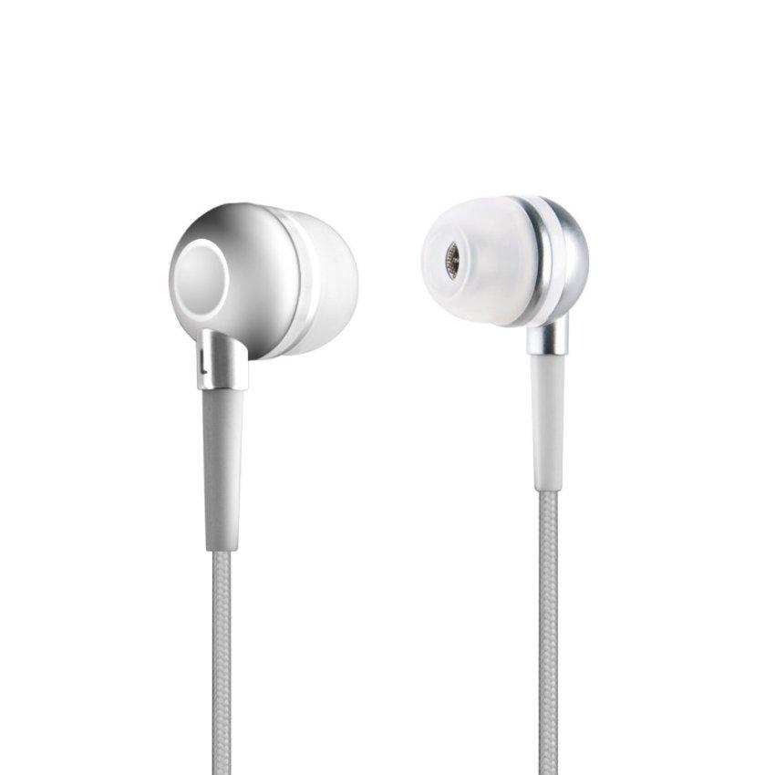 harga DBS a.m.p dBs In-ear Headphones BXH-100 - Silver Lazada.co.id