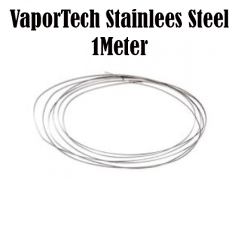 VapeOi Wire Stainless Steel 316L Wire (1 Meter) 24 Gauge