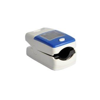 CONTEC Portable LCD Fingertip Pulse Oximeter - Spo2 Monitor CE (Intl)