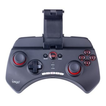 Ipega Wireless Gaming Controller for Apple and Tablet PC - Hitam