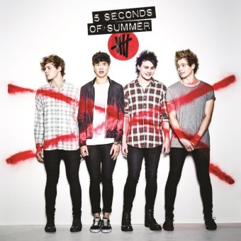 Universal Music Indonesia 5 Seconds of Summer - 5 Seconds of Summer