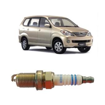 harga Bosch Busi Mobil Daihatsu Xenia 1.0 FR7DCX+ - 0242235667 - 2 Buah - Putih Lazada.co.id