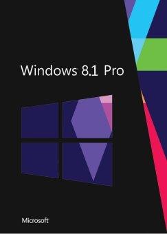 Microsoft Windows 8.1 Pro Original