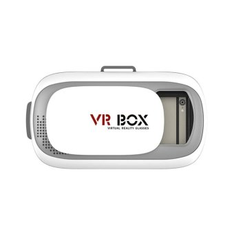 Upgrade Version Video Movie Game Virtual Reality 3D Glasses / Headset + a bluetooth controller (Intl)