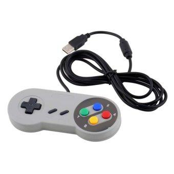 Super Controller USB Gamepad Joypad for Nintendo Windows Mac SF SNES PC - Intl