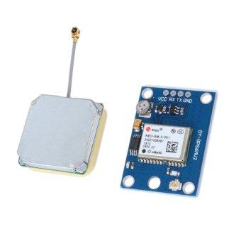Allwin GY-NEO6MV2 GY-GPS6MV2 NEO-6M GPS Module with Flight Control APM2.5 (Intl)