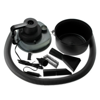 Automotive Pivoting-Nose Handheld Horsepower Wet or Dry Vacuum Cleaner (Intl)