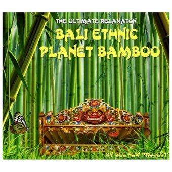Maharani Record - Bali Ethnic Planet Bamboo - Music CD