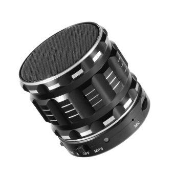Y3 Bluetooth Speaker With Mic Portable Mini (Black) (Intl)