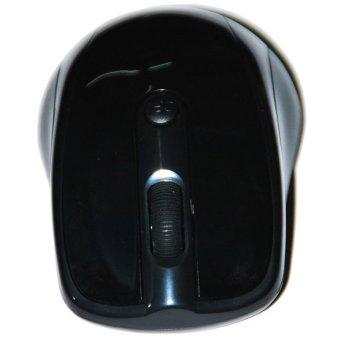 Blz 2.4G Wireless Mouse M006 - Hitam