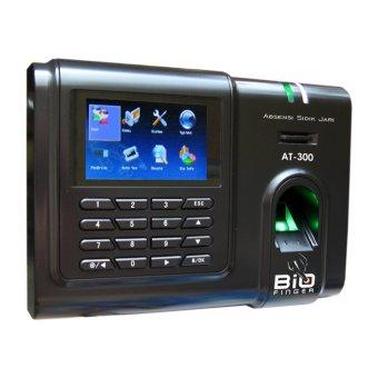 BIOFINGER AT-300 - Mesin Absensi Sidik Jari - Fingerprint - Hitam
