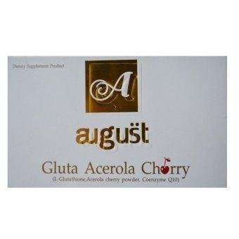 Gluta August - Acerola Cherry