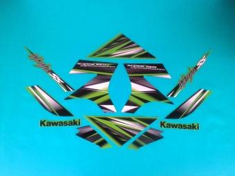 harga Kantata Stiker Motor / Striping motor ninja ss 2013 Hijau Lazada.co.id