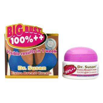 Dr. Susan Ekstra Breast Cream - Pembesar Payudara