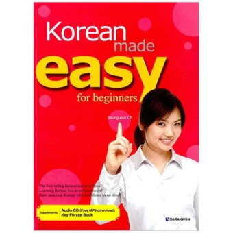 Korean Made Easy for Beginners [Book and CD] (Intl)