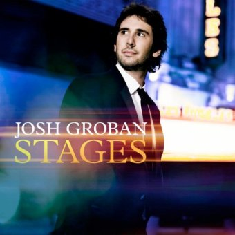 Warner Music Indonesia Josh Groban Stages - Deluxe Edition