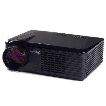 Twinklenorth S210B Black 3D Projector with Wifi (Intl)