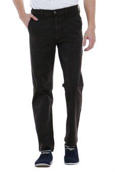 Versens Exclusive Jeans - VS590-AJ01 - G.03 Cotton Denim Stretch Cross Pocket - Cokelat Tua