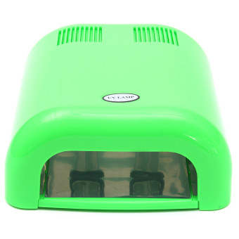 36W Pro Nail Gel Dryer Machine Lamp UV Curing Polish Light Art LED Manicure Tool 110V - Intl