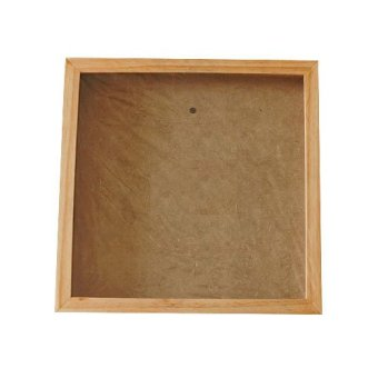 harga Pigura Scrapbook Frame 30×30 Natural Lazada.co.id