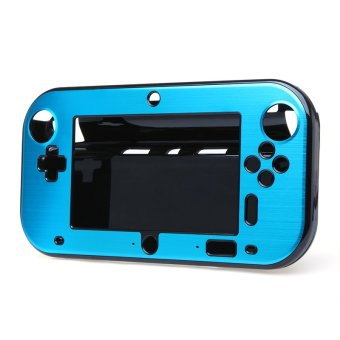 Plastic Cover for WII U Blue (Intl)