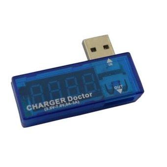 USB Current Voltage Meter Charger Tester (Intl)