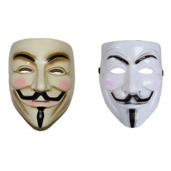 Kodoto Topeng Anonymous Vendetta - 2 Buah ...