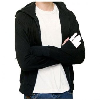 Djavu Sweater Rajut Ariel - Black