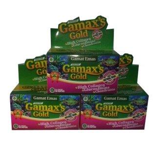 Darussyifa Gamat Emas - Gamax's Gold - Paket 3 Box