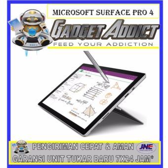 Jual Microsoft Surface Pro 4 Intel Core i7 16GB RAM / 256GB ROM Harga Termurah Rp 31625000. Beli Sekarang dan Dapatkan Diskonnya.