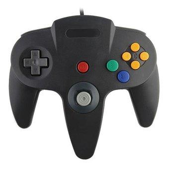 WiseBuy Gamimg Controller Gamepad Joystick Video Games for Nintendo 64 N64 Dark Grey(INTL)