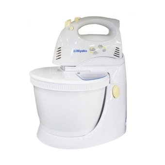 harga Miyako Stand Mixer 210W - Putih Lazada.co.id