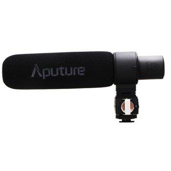 harga Aputure V-Mic D2 Sensitivity Adjustable Directional Condenser Shotgun Microphone Lazada.co.id
