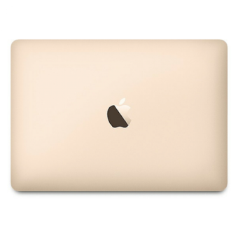 Apple New MacBook Retina MLHF2 - 12 inch Gold 2016
