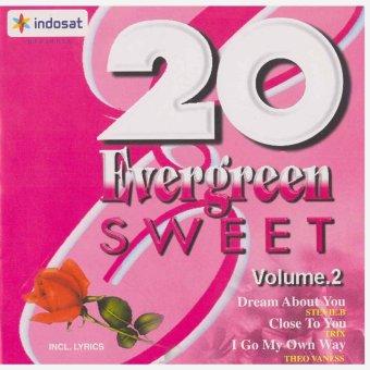 Bulletin music Shop Cd 20 Evergreen Sweet Vol.02