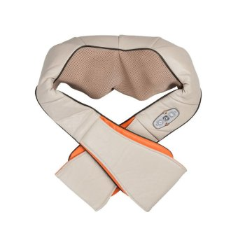 multifunctional medical car styling dual-purpose pillow neck massager acupuncture - Intl