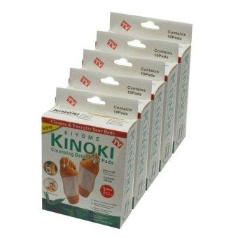 harga Kinoki Koyo Detox Putih - Isi 50pads Lazada.co.id