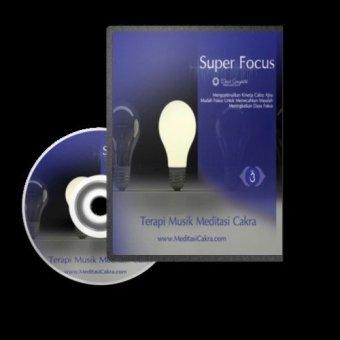 Meditasi Cakra Meningkatkan Daya Fokus - G07